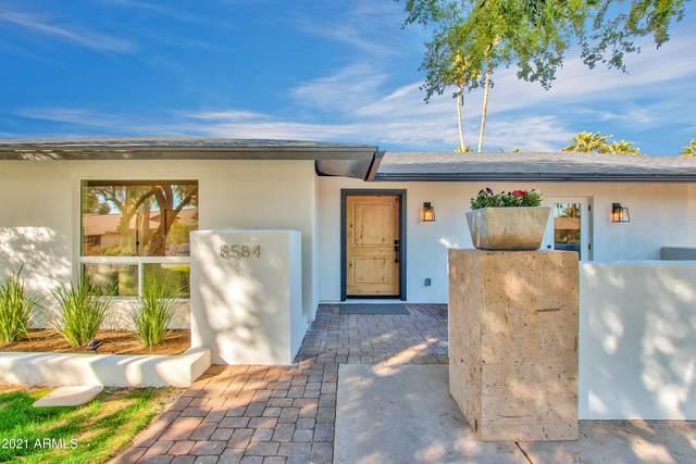 8584 E Via De Dorado, Scottsdale, AZ 85258 (MLS #6181889) :: Yost Realty Group at RE/MAX Casa Grande