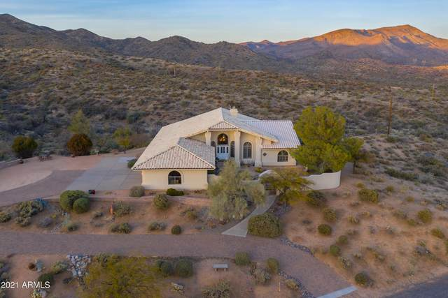 11802 E Blue Wash Road, Cave Creek, AZ 85331 (MLS #6181936) :: The Newman Team