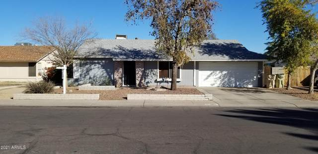 14817 N 60TH Avenue, Glendale, AZ 85306 (MLS #6182065) :: Sheli Stoddart Team | M.A.Z. Realty Professionals
