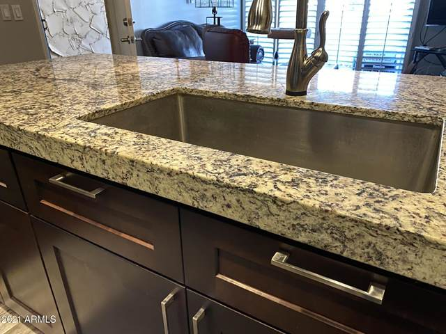 8055 E Thomas Road C106, Scottsdale, AZ 85251 (MLS #6182071) :: Maison DeBlanc Real Estate