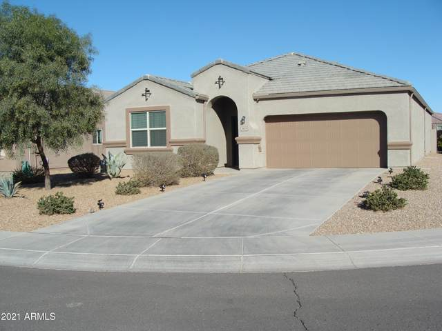 28929 N Carnelian Drive, San Tan Valley, AZ 85143 (MLS #6182077) :: The Garcia Group