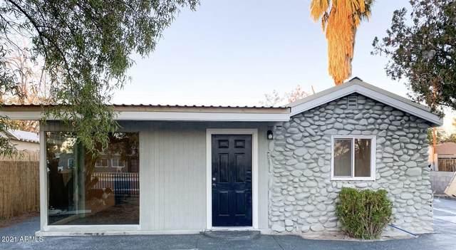 820 E Edison Avenue, Buckeye, AZ 85326 (MLS #6182159) :: The Newman Team