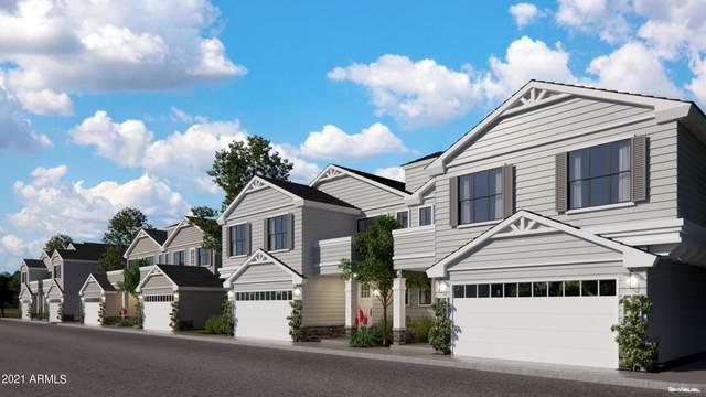 2601 N 27th Street #3, Phoenix, AZ 85008 (MLS #6182233) :: Elite Home Advisors