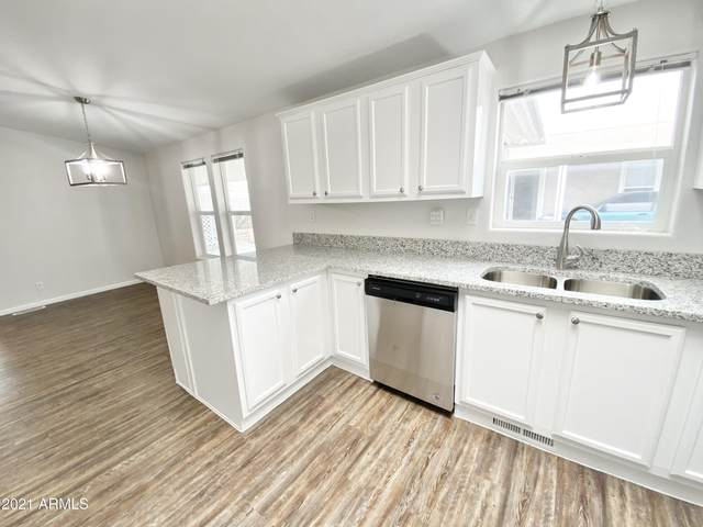 16101 N El Mirage Road #361, El Mirage, AZ 85335 (MLS #6182369) :: Devor Real Estate Associates