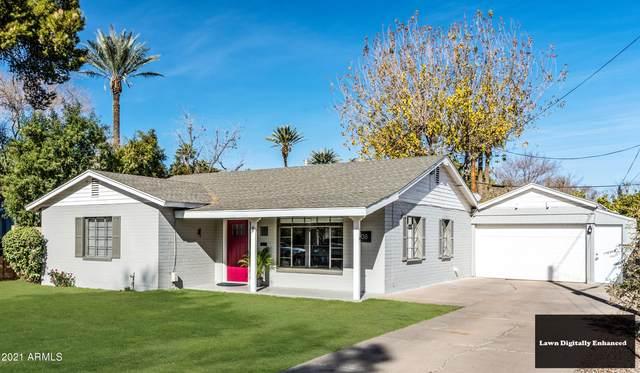 908 W Mackenzie Drive, Phoenix, AZ 85013 (MLS #6182424) :: The Luna Team