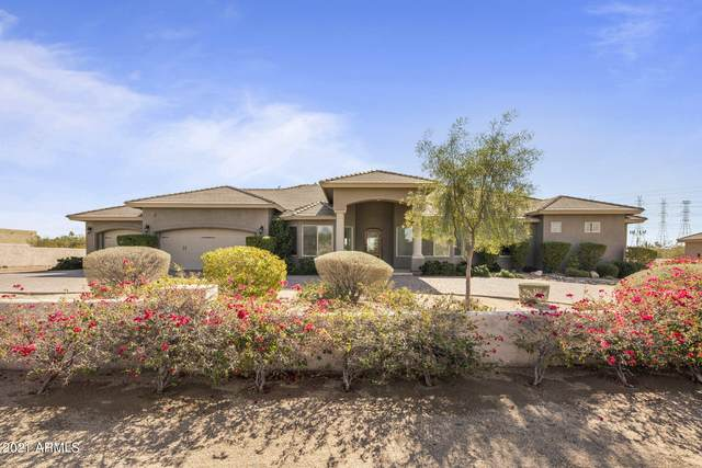 12201 E Palomino Road, Scottsdale, AZ 85259 (MLS #6182633) :: Keller Williams Realty Phoenix