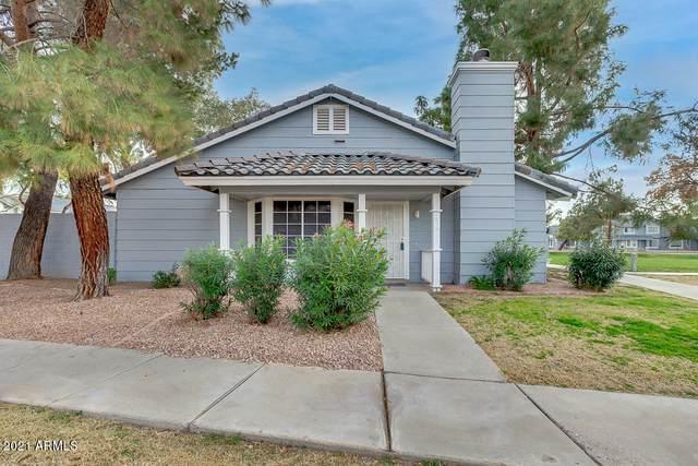 860 N Mcqueen Road #1075, Chandler, AZ 85225 (MLS #6182709) :: Klaus Team Real Estate Solutions