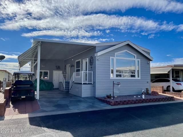 7750 E Broadway Road #749, Mesa, AZ 85208 (MLS #6183120) :: Long Realty West Valley