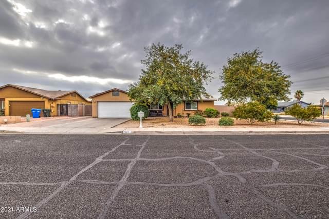 3413 W Behrend Drive, Phoenix, AZ 85027 (MLS #6183161) :: The Kurek Group