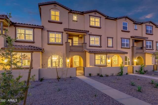 1255 N Arizona Avenue #1341, Chandler, AZ 85225 (MLS #6183212) :: Devor Real Estate Associates