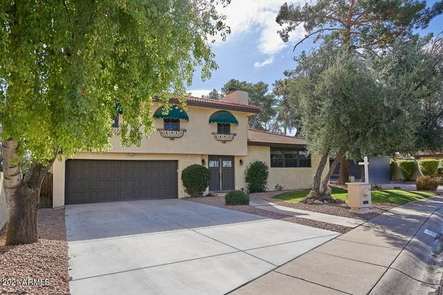 5521 S Waverly Way, Tempe, AZ 85283 (MLS #6183254) :: Devor Real Estate Associates