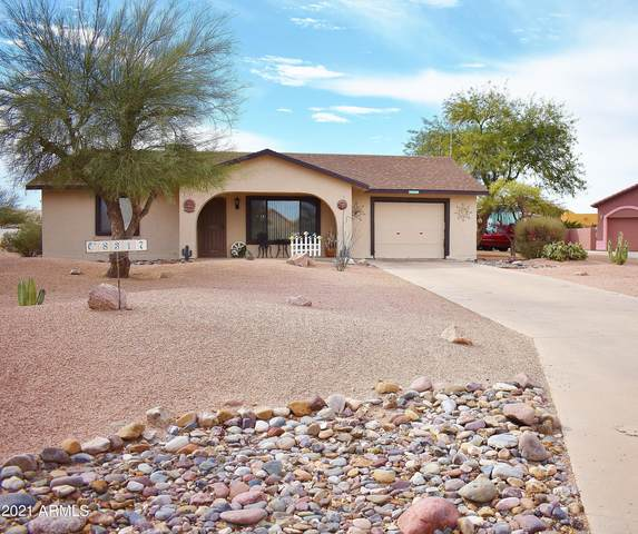8317 W Augusta Circle, Arizona City, AZ 85123 (MLS #6183256) :: Long Realty West Valley