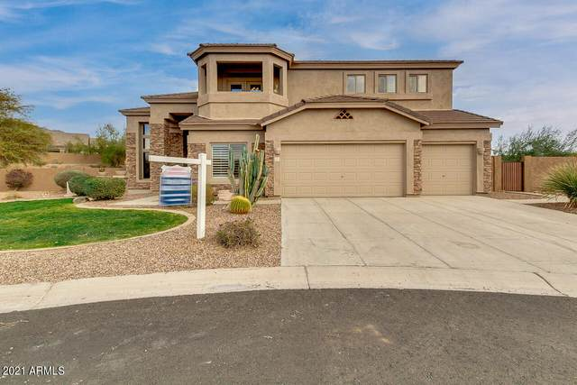 3823 N Stone Gully Circle, Mesa, AZ 85207 (MLS #6183268) :: Yost Realty Group at RE/MAX Casa Grande