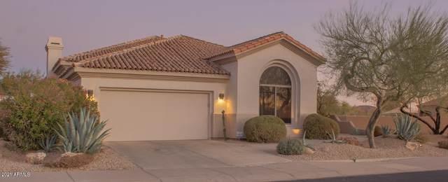 21355 N 77TH Place, Scottsdale, AZ 85255 (MLS #6183298) :: The W Group