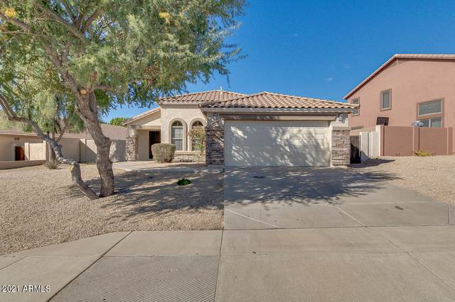 9128 E Halifax Street, Mesa, AZ 85207 (MLS #6183612) :: Long Realty West Valley
