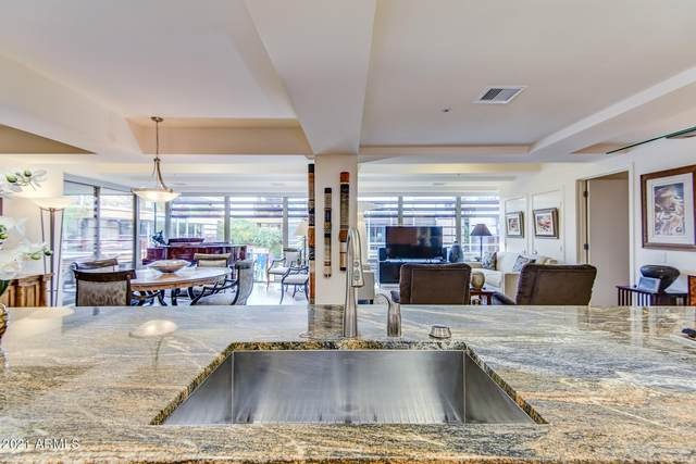 7117 E Rancho Vista Drive #6008, Scottsdale, AZ 85251 (MLS #6184227) :: The Newman Team