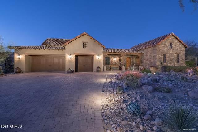 7408 E Wilderness Trail, Gold Canyon, AZ 85118 (MLS #6184232) :: Yost Realty Group at RE/MAX Casa Grande