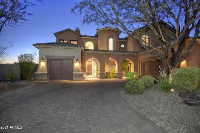 17590 N 97th Place, Scottsdale, AZ 85255 (MLS #6184254) :: RE/MAX Desert Showcase