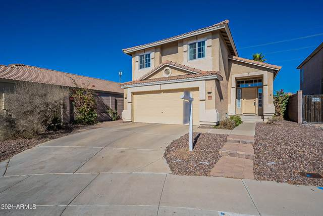 1954 E Villa Theresa Drive, Phoenix, AZ 85022 (MLS #6184340) :: Keller Williams Realty Phoenix