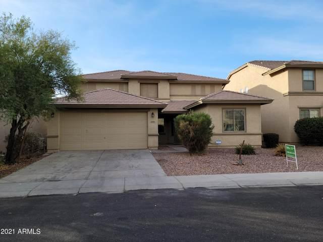 695 W Desert Canyon Drive, San Tan Valley, AZ 85143 (MLS #6184352) :: The Kurek Group