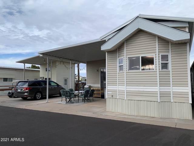 210 E Saguaro Drive, Florence, AZ 85132 (MLS #6184466) :: Dave Fernandez Team | HomeSmart
