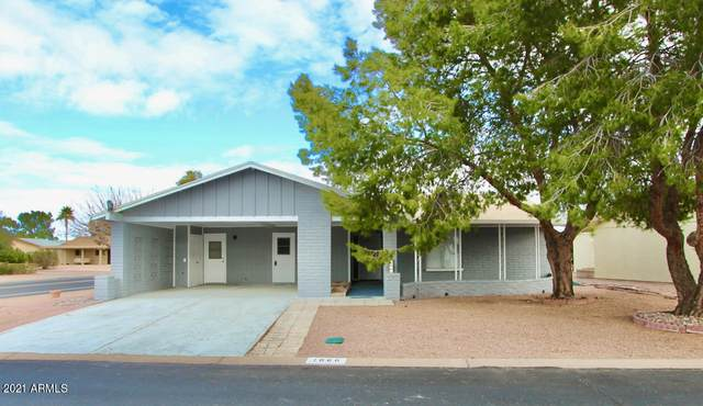 1060 S Florence Drive, Mesa, AZ 85208 (MLS #6184471) :: Yost Realty Group at RE/MAX Casa Grande