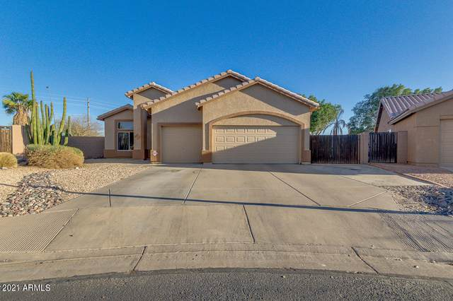 863 S Del Rancho, Mesa, AZ 85208 (MLS #6184542) :: Yost Realty Group at RE/MAX Casa Grande