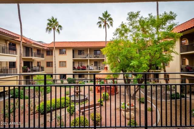 10330 W Thunderbird Boulevard A233, Sun City, AZ 85351 (MLS #6184687) :: Maison DeBlanc Real Estate
