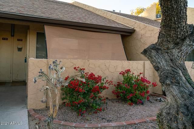 8055 E Thomas Road E113, Scottsdale, AZ 85251 (MLS #6184871) :: The Ellens Team