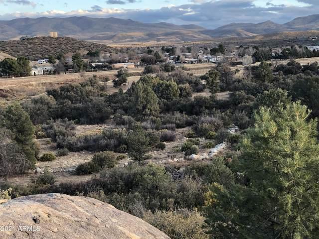 17954 S Pinon Lane, Peeples Valley, AZ 86332 (MLS #6184882) :: Service First Realty