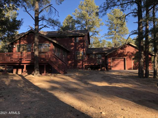 2096 Indian Trail, Overgaard, AZ 85933 (MLS #6184993) :: My Home Group