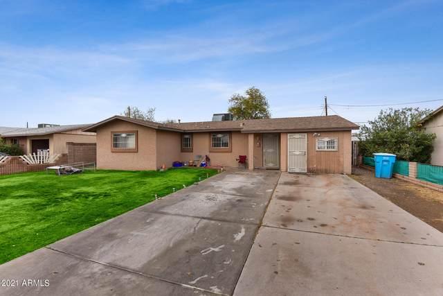 2512 N 48TH Avenue, Phoenix, AZ 85035 (MLS #6185375) :: Yost Realty Group at RE/MAX Casa Grande