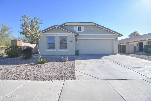 1450 N Maria Lane, Casa Grande, AZ 85122 (MLS #6185543) :: Keller Williams Realty Phoenix
