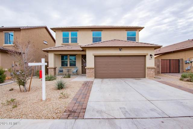 18483 W Via Del Sol, Surprise, AZ 85387 (MLS #6185949) :: Devor Real Estate Associates