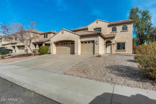 29722 W Amelia Avenue, Buckeye, AZ 85396 (MLS #6186372) :: Yost Realty Group at RE/MAX Casa Grande