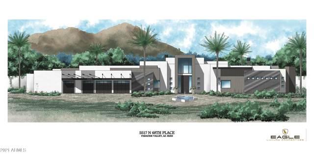 5517 N 68TH Place, Paradise Valley, AZ 85253 (MLS #6186979) :: Yost Realty Group at RE/MAX Casa Grande