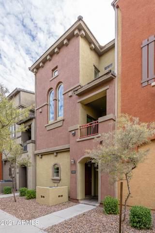 280 S Evergreen Road #1315, Tempe, AZ 85281 (MLS #6187141) :: Yost Realty Group at RE/MAX Casa Grande