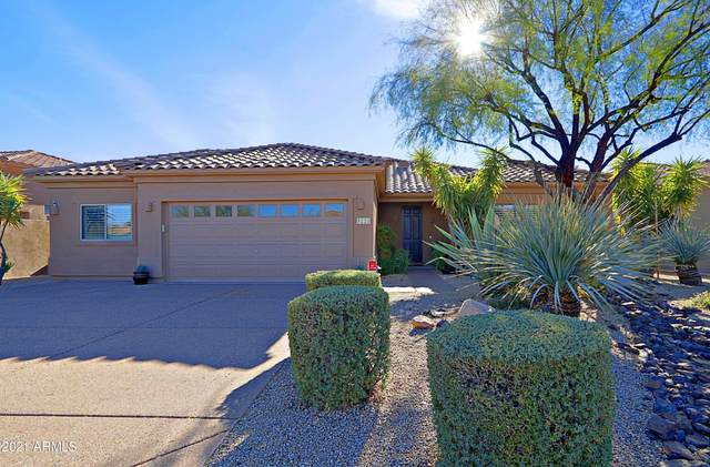 9223 E Broken Arrow Drive, Scottsdale, AZ 85262 (MLS #6187218) :: Midland Real Estate Alliance