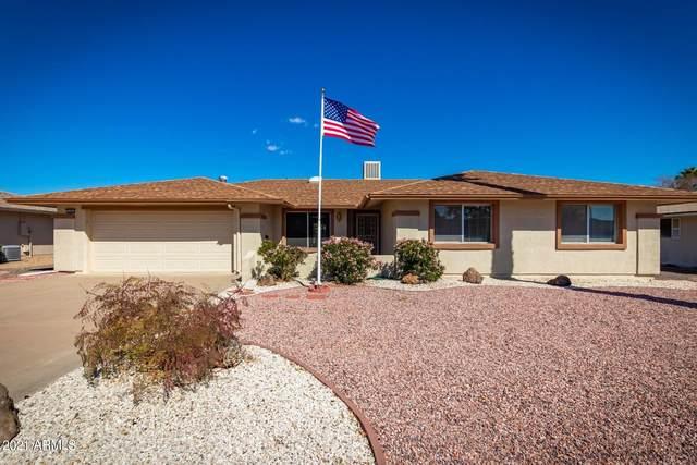 16041 N Nicklaus Lane, Sun City, AZ 85351 (MLS #6187996) :: Yost Realty Group at RE/MAX Casa Grande
