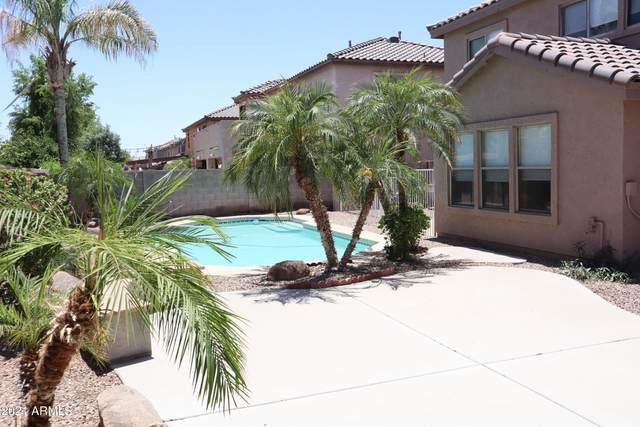 3281 S Martingale Road, Gilbert, AZ 85297 (MLS #6188147) :: Keller Williams Realty Phoenix