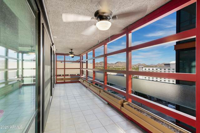 4808 N 24TH Street #1321, Phoenix, AZ 85016 (MLS #6188365) :: My Home Group
