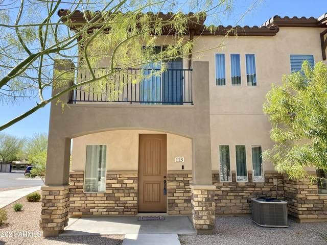 2821 S Skyline #113, Mesa, AZ 85212 (MLS #6188427) :: Yost Realty Group at RE/MAX Casa Grande