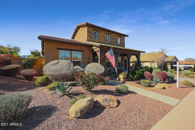 3906 N Evergreen Street, Buckeye, AZ 85396 (MLS #6188793) :: Devor Real Estate Associates