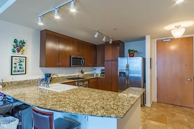 44 W Monroe Street #1609, Phoenix, AZ 85003 (MLS #6188849) :: The Laughton Team