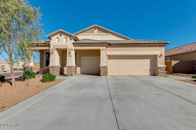 13654 W Desert Moon Way, Peoria, AZ 85383 (MLS #6188878) :: Yost Realty Group at RE/MAX Casa Grande