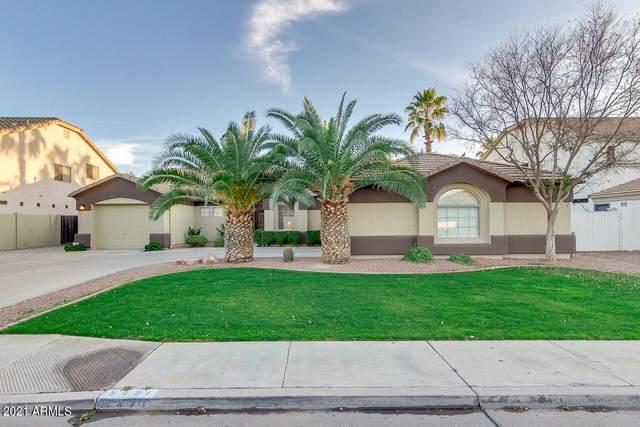 5421 E Harmony Avenue, Mesa, AZ 85206 (MLS #6189194) :: Yost Realty Group at RE/MAX Casa Grande