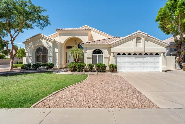 890 W Laredo Avenue, Gilbert, AZ 85233 (MLS #6189414) :: Yost Realty Group at RE/MAX Casa Grande