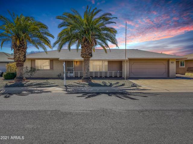 9113 W Willow Haven Court, Sun City, AZ 85351 (MLS #6189784) :: The Riddle Group