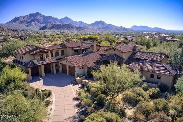 9820 E Thompson Peak Parkway #712, Scottsdale, AZ 85255 (MLS #6190177) :: Conway Real Estate