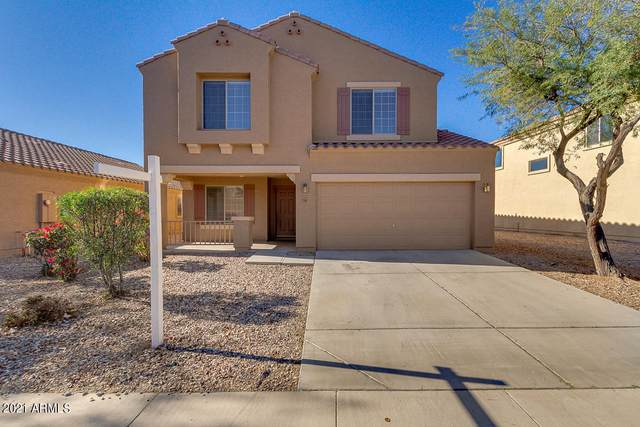 23597 W Grove Street, Buckeye, AZ 85326 (MLS #6190237) :: Devor Real Estate Associates